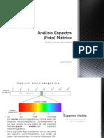Análisis Espectro Métrico.pptx