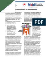 Dilución Con Combustible en Motores Diesel