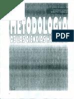 Metodologia de Las Cchh s Giroux g Tremblay