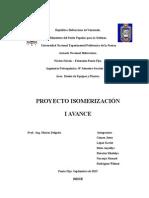 Bases de Diseño y Descripción Del Proceso