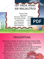 Askep Malnutrisi-naniik Ppt