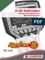 55977 Manual de Instrucoes Tm540 Exp