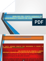 62231523 2 Analisis Del Costo Horario
