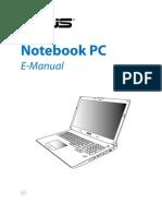 Asus G750 Manual