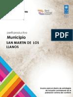 Perfil Productivo - San Martín