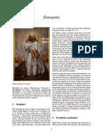 Zoroastro (Religión Persa)