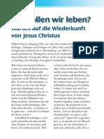 f609 Jesus Erwarten