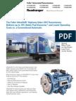 Transmision Automatizada Eaton Ultrashift