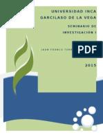 Estrategia de Marketing Internacional - Jaan Franco Torres Gallardo