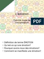 L'émotion.ppt