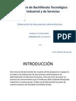 Manual de Bienvenida+