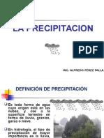 Precipitacion Unsa