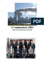11 septembrie 2001
