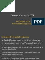 Contenedores de STL