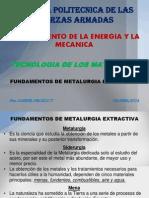 1.1 Metalurgia Extractiva