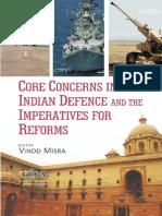 Book CoreConcernsinIndianDefence