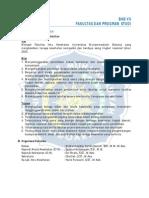 Pedoman Akademik 2015.2016 Bab 7-8 FIKES