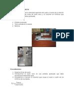PRACTICA DE LAB N°5 - MÉTODO DE LA PROBETA