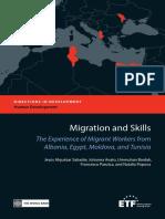 Migration and Skills