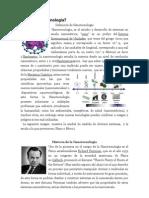 Que Es Nanotecnología