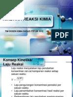 Kinetika Rx Kimia