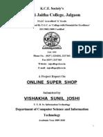 Online Super Shop (Shubham Super Shop)