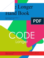 Code Longer Hand Book