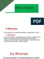 Minerals i Roques