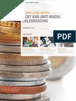 MGI Debt and Not Much DeleveragingFullreportFebruary2015
