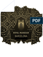 Royal Mansour Restaurant