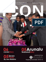 The ICON - September Edition 2015