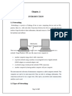 Project Report on Computer Networks