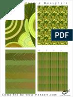 Digital Textile Print Vol1