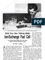 Ion Exchange Fuel Cell