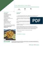 Recetario Thermomix® - Vorwerk España - pollo  al limon estilo chino - 2014-03-05