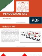 PENGOBATAN ARV