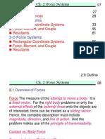 statics chapter 2