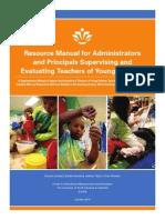 Resource Manual