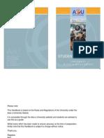 AeU Student Handbook