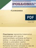 FLUORIZAREA