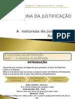 A doutrina da Justificação