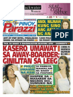 Pinoy Parazzi Vol 8 Issue 137 November 16 - 17, 2015