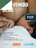 Bienvenido Bebe. Guía para familias que se agrandan
