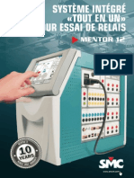 Mentor Brochure French