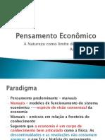 Pensamento Econômico