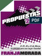 Nuestras propuestas de trabajo para este 2010!!!