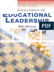 2004_The Challenges of Educational Leadership