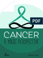 Cancer a Yogic Perspective[1]