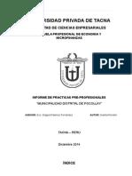 Nashla Rondon - Informe de Practicas - Mdp