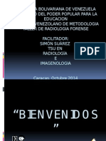 Taller de Radiologia Forense.